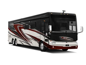 RV motorhome custom graphics